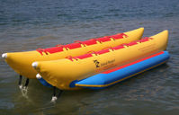 Picture of Island Hopper Elite Class Commercial Side by Side Banana Water Sled - 10 person