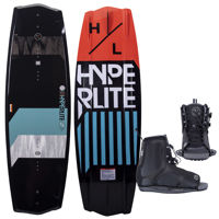 Picture of Hyperlite State Jr. Wakeboard w/ Kid's Remix Boots - 2021