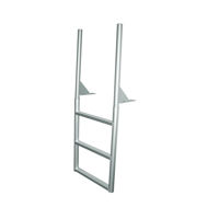 Picture of 6-Step Aluminum Dock Ladder