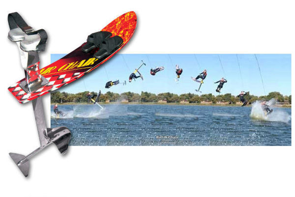 Picture of Air Chair Hydrofoil