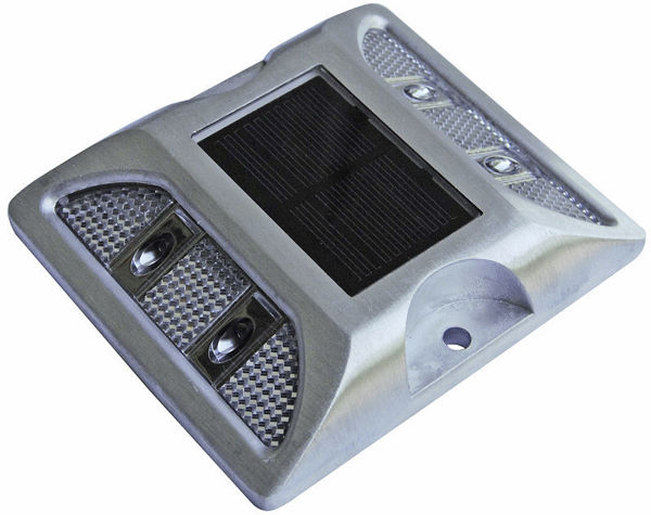 Picture of Solar LED Aluminum Dock Light