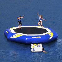 Picture of Aquaglide 23' Supertramp Water Trampoline