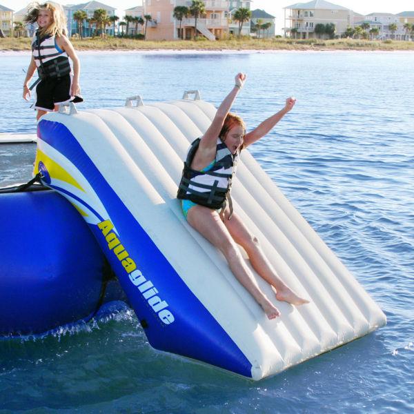 Picture of Aquaglide Plunge Slide