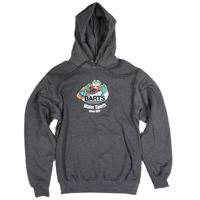 Picture of Barts Distressed Graphic Wakeboard Hoodie