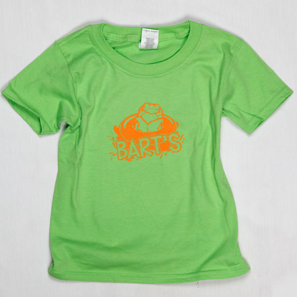 Picture of Bart's Frog Tubing Toddler Tee