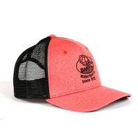 Picture of Barts Heathered Trucker Hat - Coral