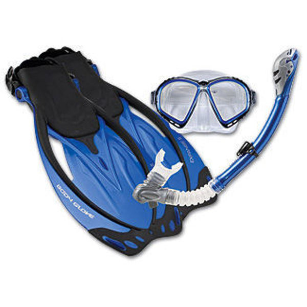Picture of Body Glove Adult Mask and Snorkel Set
