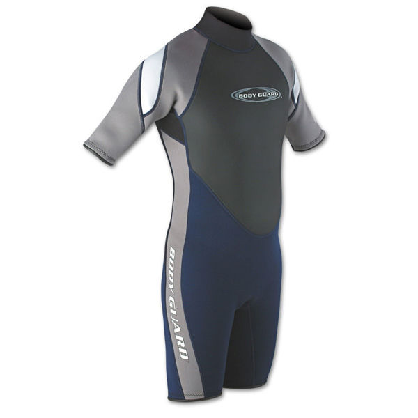 Picture of Body Guard® Men's Shorty Wetsuit