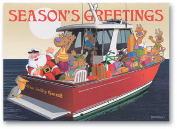"""Picture of Christmas Cards - """"Warmest Wishes..."""""""