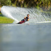 Picture of Connelly Carbon V Slalom  with Tempest Binding w/ RTP 2021