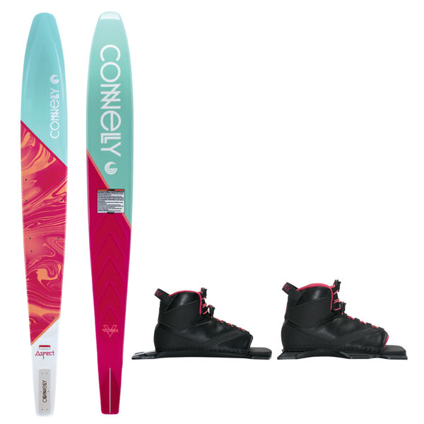 Picture of Connelly Women's Aspect with Dbl Shadow Bindings 2021