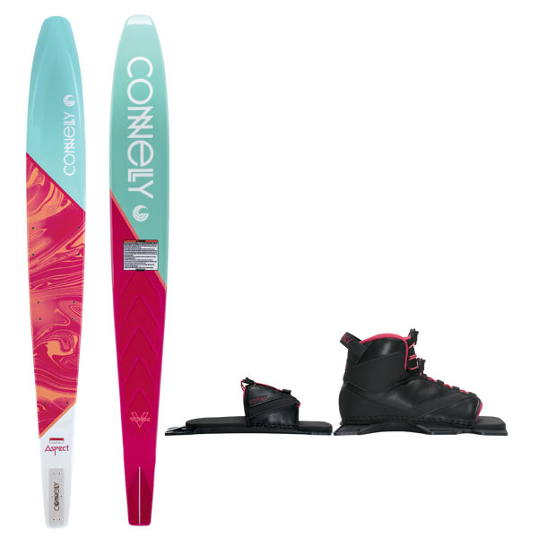 Picture of Connelly Women's Aspect Slalom w/ Shadow Binding w/ RTP - 2021