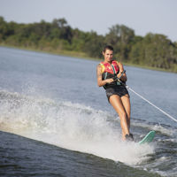 Picture of Connelly Women's Aspect Slalom Waterski w/ Tempest Binding w/ RTP 2021