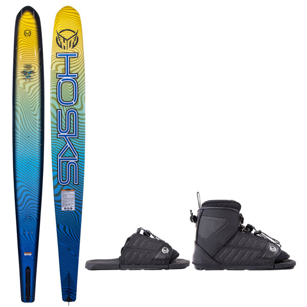 Picture of HO Fusion Freeride Slalom with FreeMax Binding w/ ART 2021
