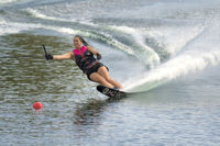 Picture of HO Carbon Omni Women's Slalom Water Ski 2021