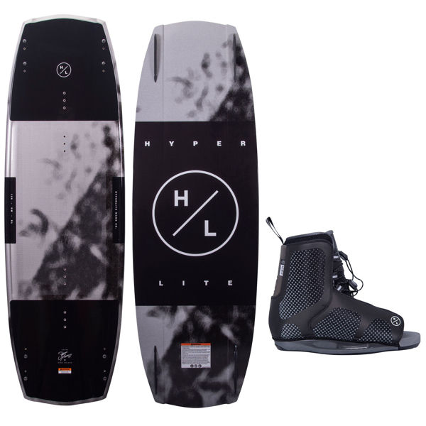 Picture of Hyperlite Baseline Wakeboard w/ Remix Boots  2021