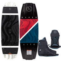 Picture of Hyperlite Franchise Wakeboard w/ Session Boots - 2021