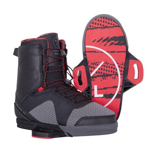 Picture of Hyperlite Team X Wakeboard Boots - 2021