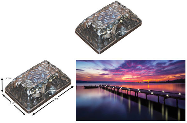 Picture of ClearVue LED ICE Dock Light
