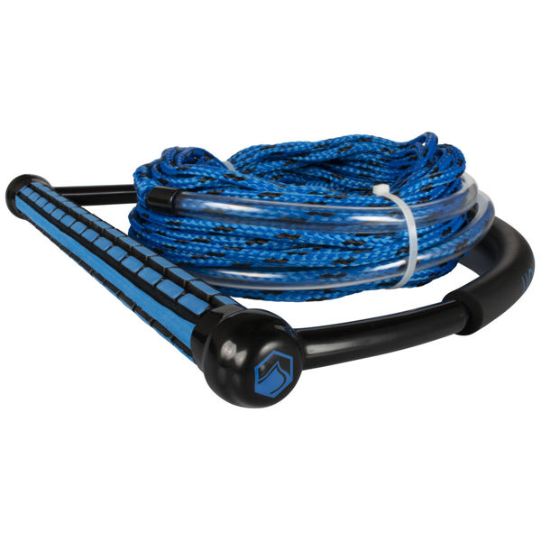 Picture of Liquid Force TR9 Handle w/ Static Line - Blue