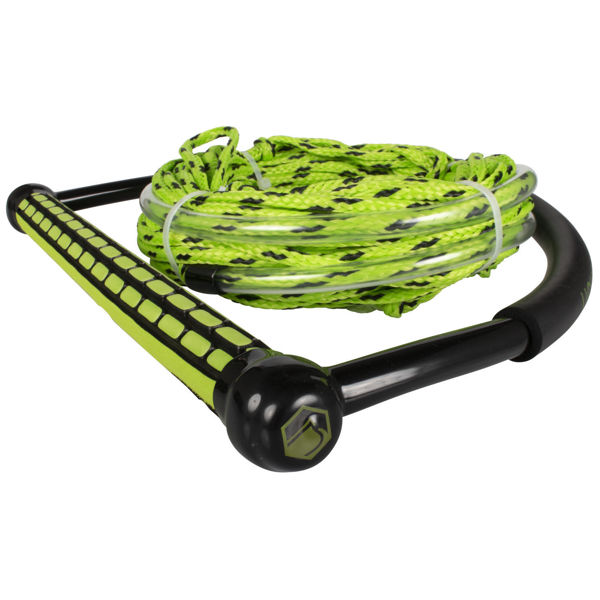 Picture of Liquid Force TR9 Handle w/ Static Line - Green