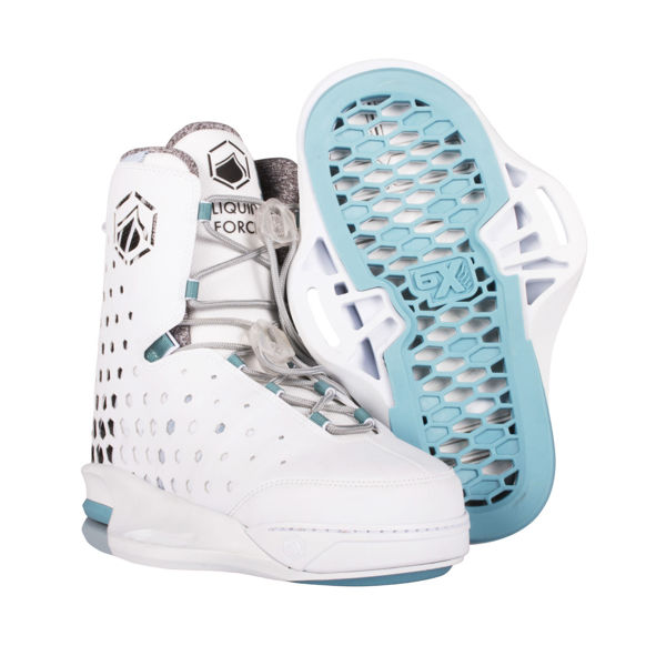 Picture of Liquid Force Aero 6X Wakeboard Boots - 2021