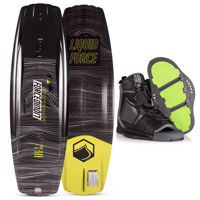 Picture of Liquid Force Classic Wakeboard with Index Bindings 2021