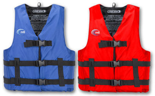 Picture of MTI Sport Life Jacket
