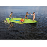 """Picture of O'Brien Deluxe Water Carpet 4-Layer Floating Mat - 18' x 6' x 1.625"""""""