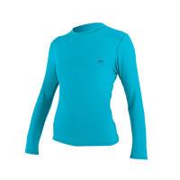 Picture of O'Neill Women's Basic Skins Long Sleeve Sun Shirt