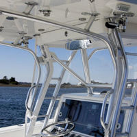 Picture of PTM Edge VX-140 Center Console Mirror and Bracket Combo
