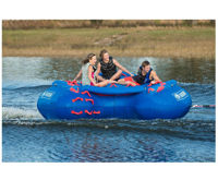 Picture of Radar Galaxy 4-person Towable Tube
