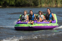Picture of Radar Chase Lounge 4-Person Towable Tube