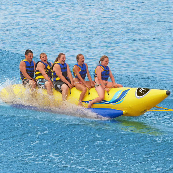 Picture of Rave 5 Person Waterboggan