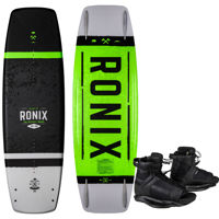Picture of Ronix District Wakeboard w/ Divide Boots - 2021