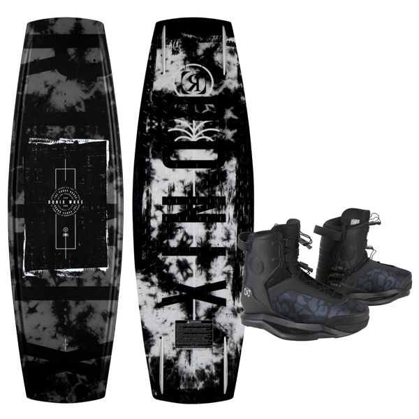 Picture of Ronix Parks Wakeboard w/ Parks Boots - 2021
