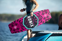 Picture of Ronix Quarter Til Midnight Women's Board w/ Signature Boots - 2021