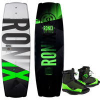 Picture of Ronix Vault Wakeboard with District Boots - 2021