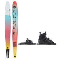 Picture of Radar Girl's TRA Slalom w/ Prime Binding and ARTP - 2021