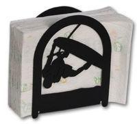 Picture of Wakeboard Napkin / Letter Holder]