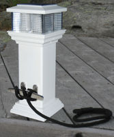 Picture of Dock Edge Solar Cleat Lights