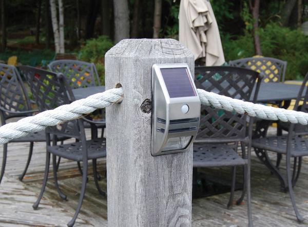 Picture of Dock Edge Surface Motion Sensor Light