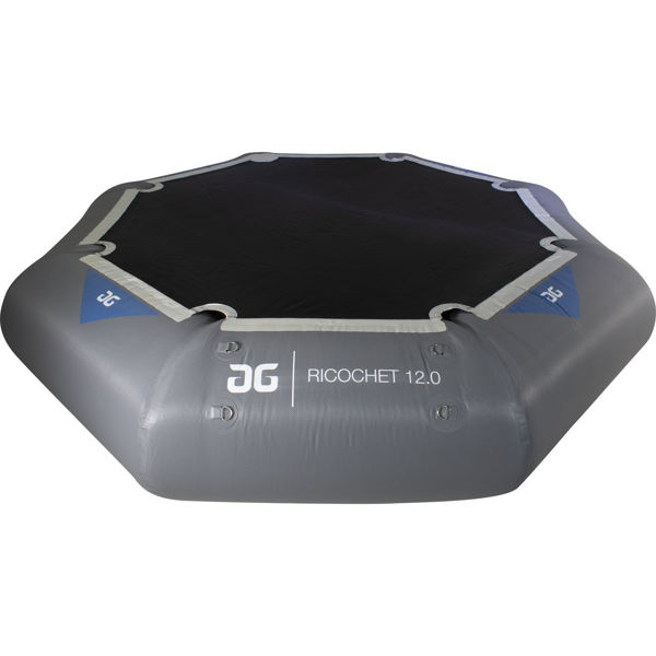 Grey water trampoline product picture