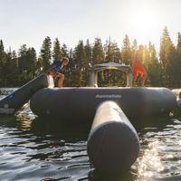 Picture of Aquaglide Recoil Trampoline Aquapark - 14'