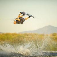 Picture of Hyperlite Rusty Pro Wakeboard w/ Team OT Binding  2021