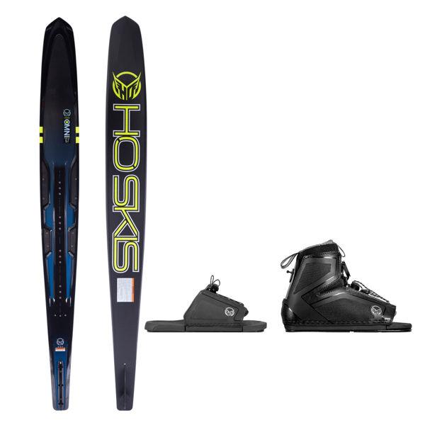 HO Carbon Omni Slalom with Stance 110 Binding w/ ARTP - 2021