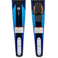 """Picture of O'Brien Junior Celebrity Combo Skis (58"""")"""