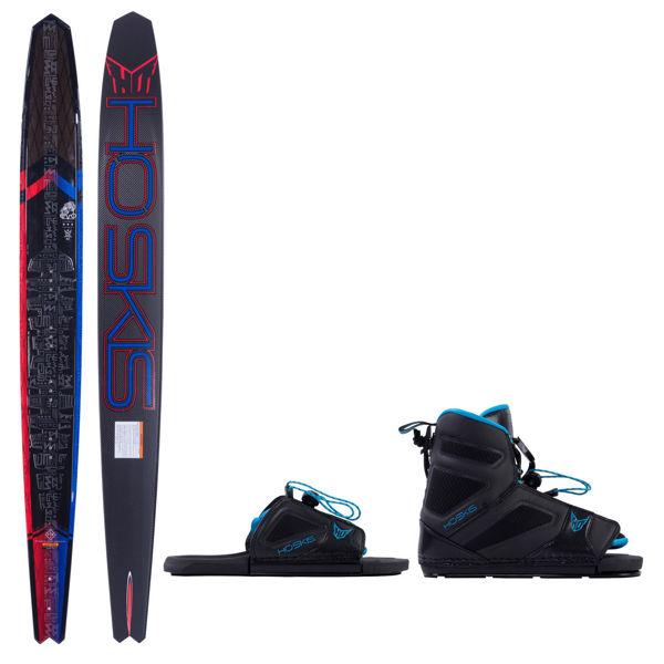 "HO Carbon EVO Slalom Water Ski 2018 (Blem) (67"" only)-1"