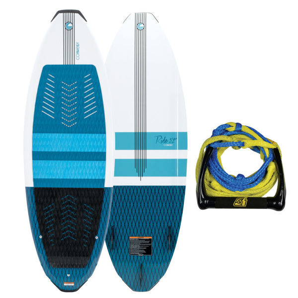 Picture of Connelly Ride Wakesurfer Package w/ Rope - 2021
