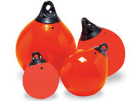 "Picture of Tuff End Buoy 18"" Orange"